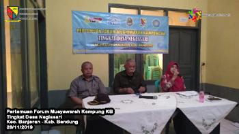 Album : Pertemuan Pokja Ketahanan Keluarga Tingkat Kampung